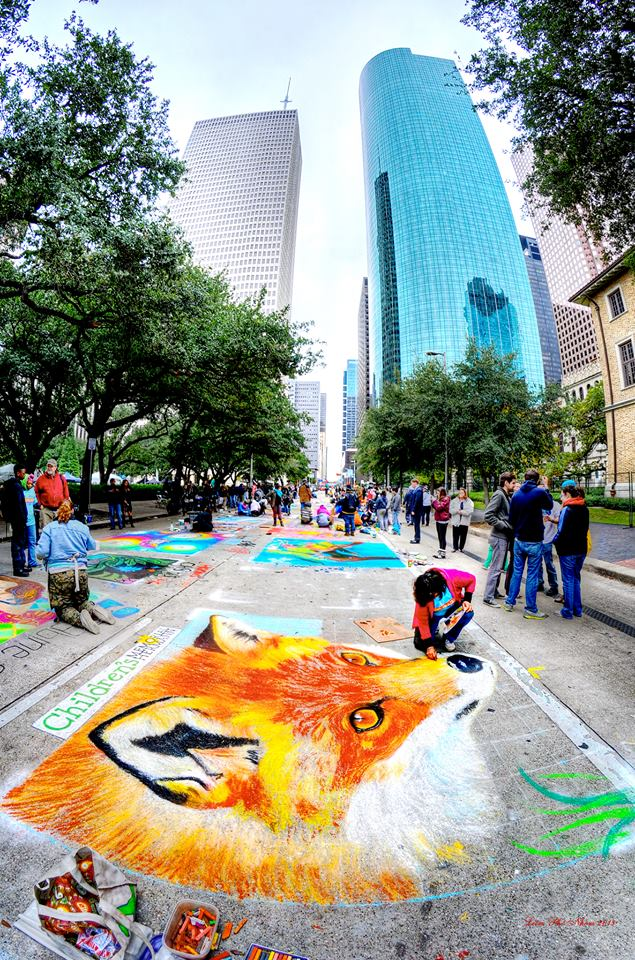 Houston Via Colori Carol Wells